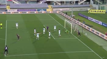 53' - Annullato il gol di Vlahovic