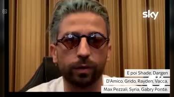 """VIDEO Chi è Danti, voce di """"Liberi"""" con Rovazzi e Raf"""