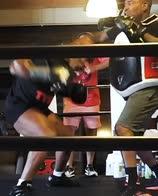 mike tyson ritorno boxe allenamento