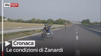 ERROR! Le condizioni di Zanardi