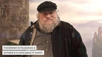 VIDEO GOT, George R. R. Martin parla di The Winds of Winter