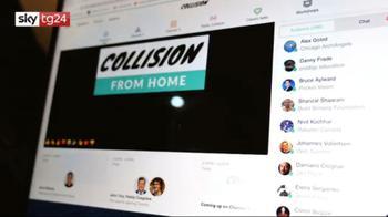 ++NOW Collision, l'incontro delle startup si sposta online