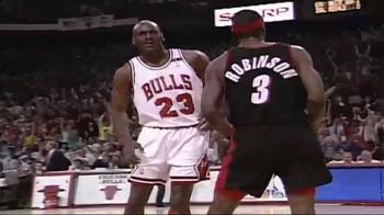 NBA, la sesta tripla di Jordan contro Portland