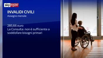 ERROR! Consulta, disabili su lavoro hanno diritto ad assegno maggiore