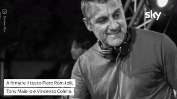 """VIDEO Christian Vieri cantante: arriva """"Una vita da bomber"""""""