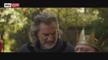 """Fresi, Tortora e """"Il Regno"""" su Sky Primafila"""