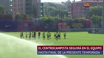 Barcellona, Arthur spiega ai compagni i motivi dell'addio