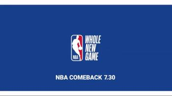 NBA, Whole New Game: a Orlando riparte la stagione 2019-20
