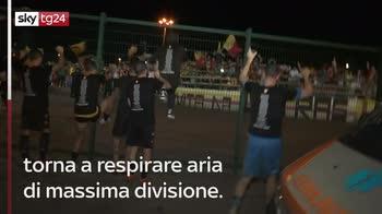 ERROR! Il Benevento torna in Serie A