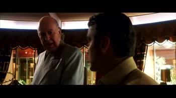 """Carl Reiner in una scena di """"Ocean's Eleven"""""""