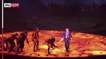 Le Cirque du Soleil apre procedura bancarotta
