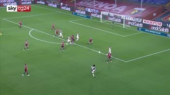 Serie A, Genoa-Juventus 1-3