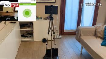 ++NOW9LUG Ecco il robot fai-da-te che aiuta medici e pazienti