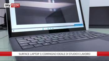 ++NOW9LUG Microsoft Surface Laptop 3, compagno ideale per studio e lavoro