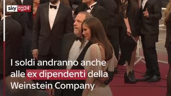 ERROR! Caso Weinstein, 19 milioni di dollari alle sue vittime