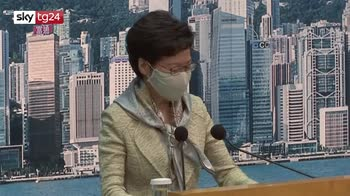 Hong Kong, migliaia in piazza contro legge sulla sicurezza