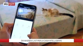 ++NOW23LUG Da Avidsen il kit della casa intelligente