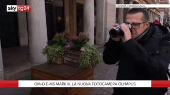 ++NOW30LUG OM-D E-M5 MARK III, la nuova fotocamera di Olympus