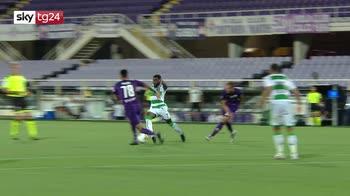 Serie A, Fiorentina-Sassuolo 1-3