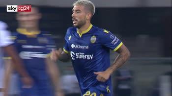 Serie A, Verona-Parma 3-2