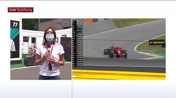 WARN! - F1 COLLEGAMENTO MARA SANGIORGIO GP AUSTRIA 13.04