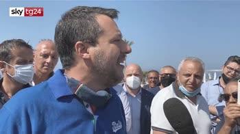 Salvini: al governo coi 5stelle non ci torno, via maestra è voto