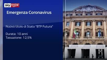 Btp Futura, lunedì parte il bond anti-crisi