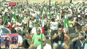 ERROR! Centrodestra in piazza a Roma: basta Conte, al voto al più presto