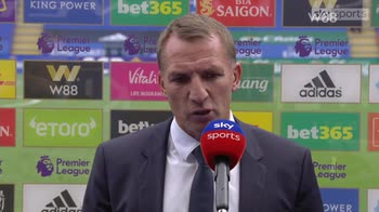 Rodgers: Vardy achievement phenomenal