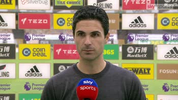 Arteta praises young guns