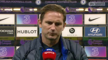 Lampard: It was a comfortable evening