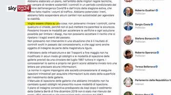 ERROR! Caos Liguria, Mit: sicurezza prima di tuto, Toti, solo bugie