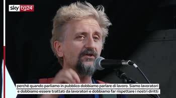 """Spettacolo, Ascanio Celestini: """"Perché teatri chiusi?"""""""