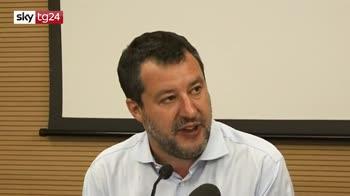 ERROR! Salvini: governo inconcludente, prima si vota meglio è