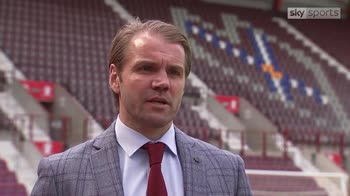 Neilson: 'No-brainer' to rejoin Hearts