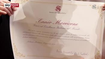 Carlo Verdone ricorda il maestro Morricone