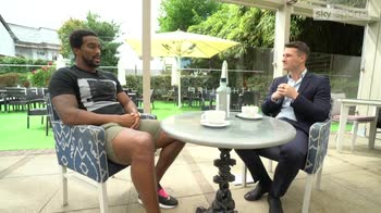 Distin: More black coaches would inspire me