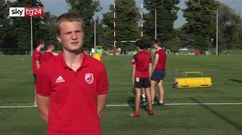 Quarto tempo, il progetto di rugby milano per i bambini