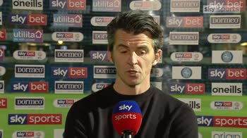 Barton: Wycombe deserved win