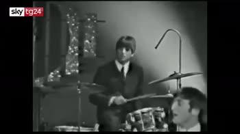 L'ex Beatles Ringo Starr compie 80 anni