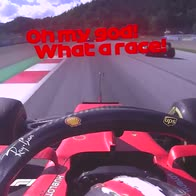 Leclerc, il video del Team Radio dopo il GP d'Austria