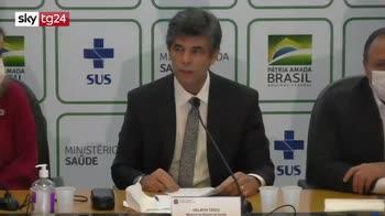 ERROR! Covid 19, presidente Brasile Bolsonaro positivo al test