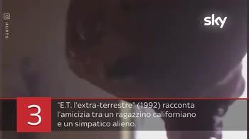 VIDEO I migliori film che parlano di alieni