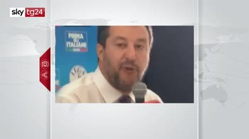 Ponte Genova, Salvini su 5S: pensano a salvare la poltrona