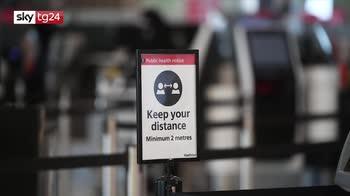Coronavirus, Assaeroporti: crollo traffico aereo