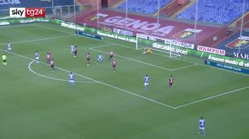 Serie A, Genoa-Napoli 1-2: gol e highlights