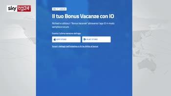 Bonus vacanze distribuito alle prime 400mila famiglie