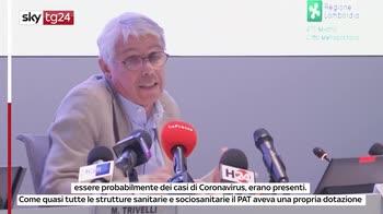 Inchiesta Trivulzio, la conferenza degli inquirenti