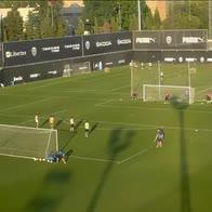 Valencia, Florenzi che missile! Gran gol in allenamento