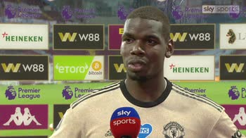 Pogba excited to be back